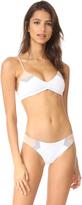 L-Space Haley Blocked Bikini Top