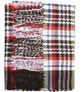 Dorothy Perkins Womens Multi Dogstooth Scarf- Multi Colour