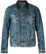Diesel washed denim jacket