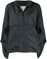 A-Cold-Wall* A Cold Wall* cut-out hooded jacket