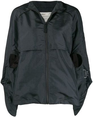 A-Cold-Wall* cut-out hooded jacket