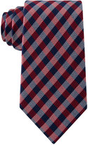 Club Room Men's Gingham Tie, Only at Macy's
