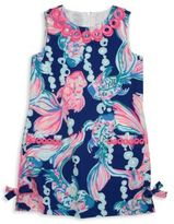 Lilly Pulitzer Toddler's, Little Girl's & Girl's Printed Dress