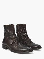 John Varvatos Richards Sharpei Leather Boot