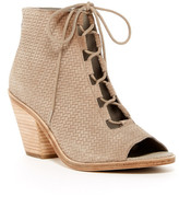 Eileen Fisher Slew Basket Weave Ankle Boot