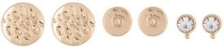 Melrose and Market Disc Stud Earring Set - Set of 3