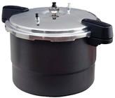 Granite Ware GraniteWare 20 Quart Hard Anodized Aluminum Pressure Canner - Black/Silver