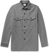 orSlow Slub Cotton Shirt Jacket