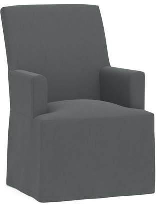 Pottery Barn PB Comfort Square Dining Chair - Slipcover Only