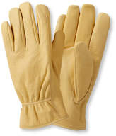L.L. Bean Deerskin Field Gloves