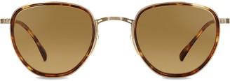 Mr. Leight Roku S Mpl-atsg-mpl/wh Sunglasses