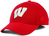 Top of the World Wisconsin Badgers Memory Fit PC Cap