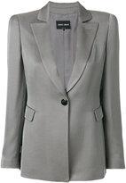 Giorgio Armani - jacquard blazer