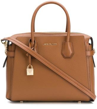 MICHAEL Michael Kors Mercer belted satchel