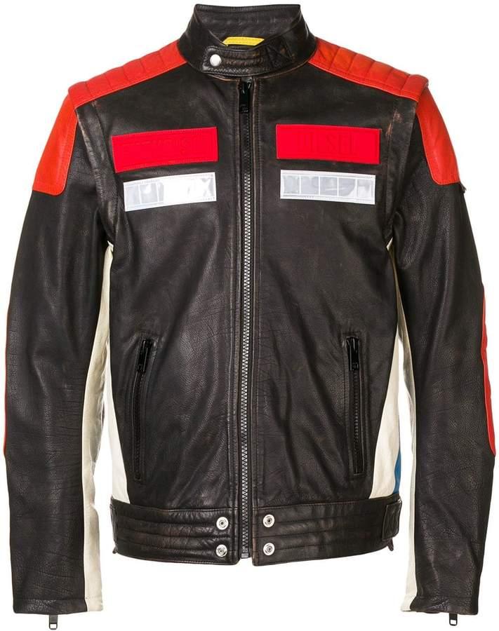 f12d7adf79 removable sleeves biker jacket