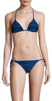 Proenza Schouler Classic Triangle Bikini Set