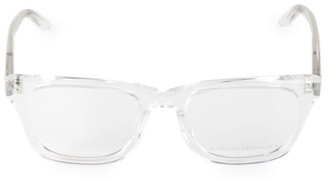 Barton Perreira Weller 52MM Square Sunglasses