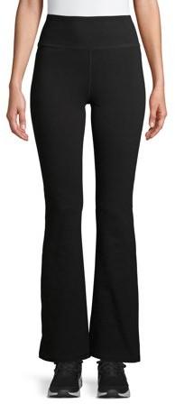 Flared Yoga Pants Shopstyle