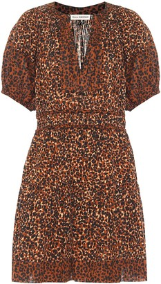 Ulla Johnson Mariana cotton minidress