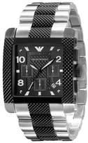 Giorgio Armani Men's Sport Textured Links Chronograph watch #AR5842