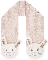 Accessorize Fluffy Beverley Bunny Scarf