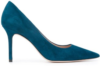 HUGO BOSS Pointed Stiletto Pumps