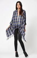 Billabong Liv It Up Fringed Wrap