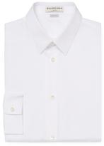Balenciaga Solid Dress Shirt