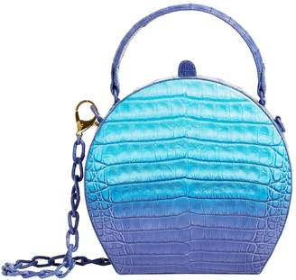 Nancy Gonzalez Crocodile Billie Box Bag