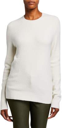 Gabriela Hearst Chester Cashmere Crewneck Sweater