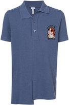 Loewe dog patch polo shirt