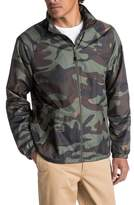 Men's Quiksilver Waterman Collection Shell Shock Camo Water-Repellent Windbreaker
