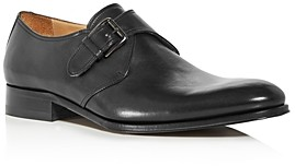 To Boot Men's Conner Leather Single Monkstrap Loafers