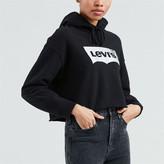 Levi's Levis Batwing Crop Hoodie