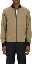 Theory Men's Furg Stretch Tech-Twill Bomber Jacket