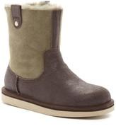 UGG Haydee Genuine Dyed Sheepskin Boot (Little Kid & Big Kid)