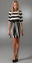 Striped Emmie Dress