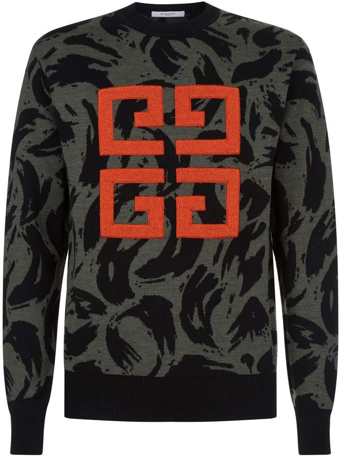 Givenchy Terry 4G Sweater