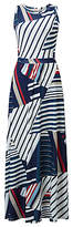 Phase Eight Natalie Stripe Maxi Dress, Multi