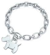 Scottie tag Charm and bracelet