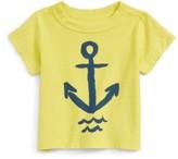 Tea Collection Infant Boy's Augustus Graphic T-Shirt