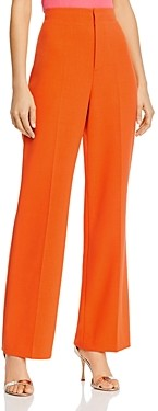 Alice + Olivia Lorinda Super High Waisted Ankle Pants