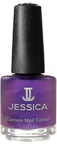 Jessica Custom Nail Colour Purples, Blues & Greens
