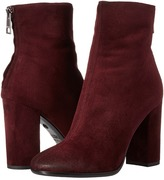 Just Cavalli Burnished Toe High Heel Bootie