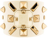 Louis Vuitton Studded Runway Cuff
