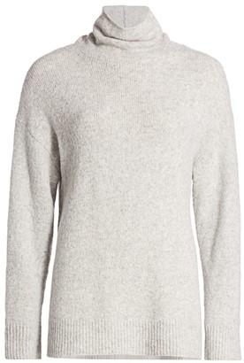 Alice + Olivia Lucile Wool & Cashmere-Blend Turtleneck Sweater