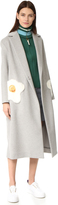 Anya Hindmarch Oversized Egg Coat