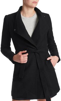 Marcs Ruby Felted Wool Coat