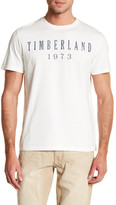 Timberland Linear Logo Graphic Tee