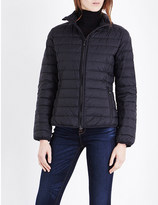 Armani Jeans Quilted shell puffa jacket